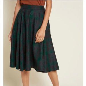e54b236b98 Women Modcloth Plaid Skirt on Poshmark